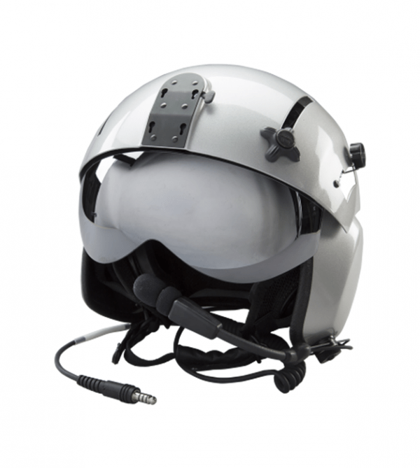 Flight Helmet Communications