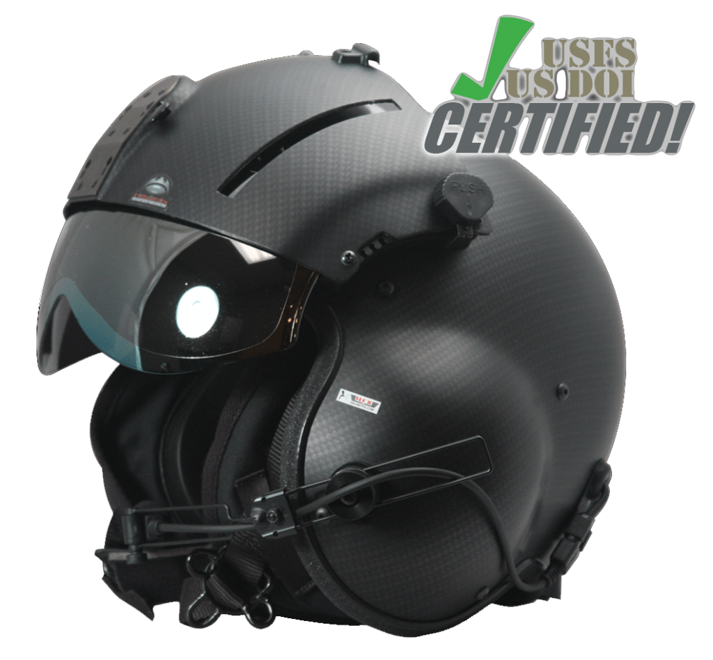 Helmets for Helicopter Pilots